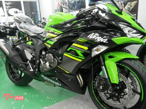 カワサキ/Ninja ZX-6R KRTEdition
