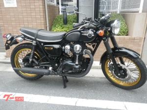 カワサキ/W800 スペシャルエディションETC付き