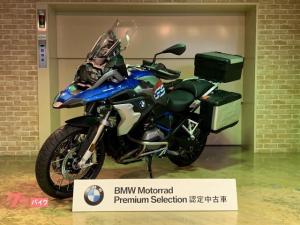 BMW/R1200GS スタイルラリー プレミアムSTD LEDフォグ BMW認定中古車