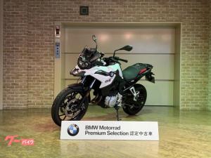 BMW/F750GS ベースモデル 2019年モデル ETC BMW認定中古車