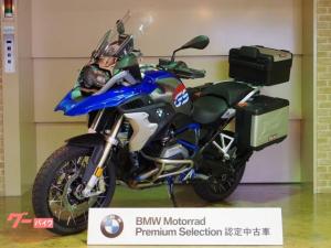 BMW/R1200GS スタイルラリー スポーツサス 2018年モデル ナビ5