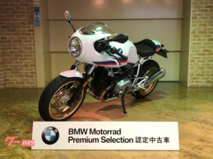 BMW/R nineT レーサー 2017年モデル ゲイルホイール ETC BMW認定中古車