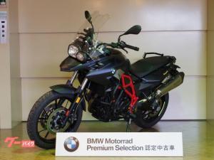 BMW/F700GS プレミアムライン 2017年モデル アクラポ ETC 認定中古車