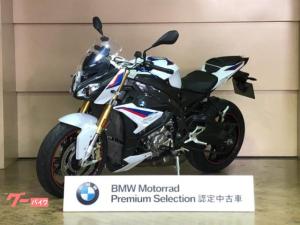 BMW/S1000R 2018年モデル ETC クルコン グリップヒーター カーボンフレームカバー スペアキーあり BMW認定中古車