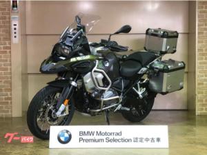 BMW/R1250GS Adventure 2019年モデル 純正OPアクラポサイレンサー アルミ3点パニア BMW認定中古車