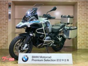 BMW/R1200GSアドベンチャー プレミアムライン 2014年モデル ETC アルミ3点パニア ナビ5 クルコン スペアキー&取説有