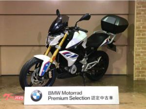 BMW/G310R 2018年モデル ETC 純正OPトップケース MRAスクリーン USB BMW認定中古車 スペアキー&取説あり