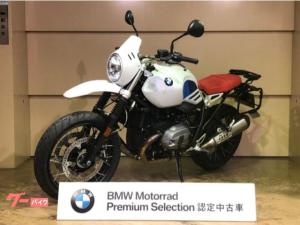 BMW/R nineT アーバン G/S 2018年モデル H&Bトップケースベース&パニアホルダー グリップヒーター BMW認定中古車