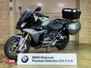 BMW/R1200RS 2016年モデル GIVIトップケース パニア エンジンガード カーボンリアインナーフェンダー BMW認定中古車