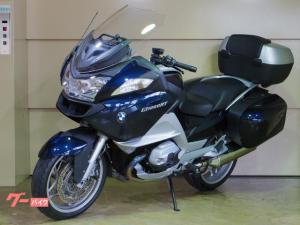 BMW/R1200RT 2012年モデル 空冷モデル ETC 3点パニア グリップ&シートヒーター オーディオ スペアキー&取説あり