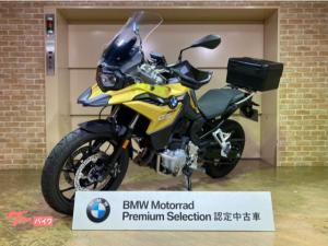 BMW/F750GS スタンダード 2020年モデル トップケース エンジンガード ETC ナビ6 BMW認定中古車