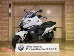 BMW/C650スポーツ 2018年モデル ETC グリップ&シートヒーター BMW認定中古車 スペアキーあり
