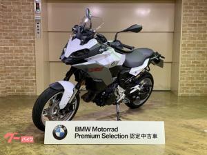 BMW/F900XR プレミアムライン 2021年モデル アダプティブヘッドライト シフトアシストプロ キーレスライド BMW認定中古車