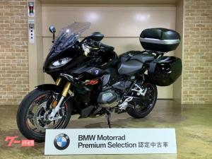 BMW/R1250RS 2020年モデル 純正パニア&GIVIトップ ETC シフトアシストプロ BMW認定中古車 スペアキー&取説あり