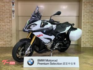 BMW/S1000XR 2016年モデル アクラポビッチサイレンサー カーボンカスタム 同色パニアリッド エンジンガード BMW認定中古車