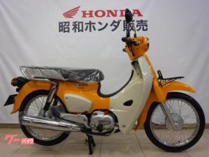 ホンダ/スーパーカブ タイプX 125cc 国内未導入新型モデル ロングストロークエンジン ダブルシート エンデュランス