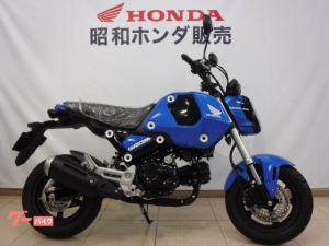 ホンダ/グロム 2021年新モデル 5速ミッション 日本未導入カラー タイホンダ