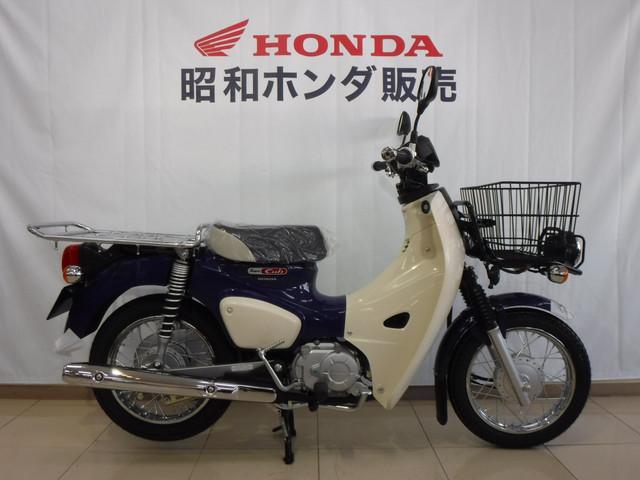 ホンダ スーパーカブ50プロ 日本生産AA07型 LEDヘッドライトの画像(岡山県