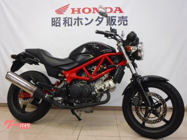 ホンダ VTR250 B-STYLE インジェクション ノーマルの画像(岡山県