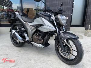 スズキ/GIXXER 250 2020年モデル 新型油冷エンジン