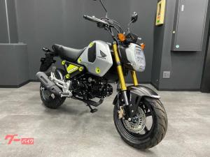 ホンダ/グロム 2021年モデル ABS 5速ミッション