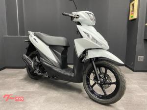 スズキ/アドレス110 2021年モデル コンバインドブレーキ搭載 SEPエンジン搭載