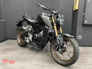 ホンダ/CB125R ABS 2021年モデル DOHC4バルブエンジン SFF-BPフロントフォーク