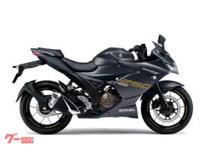 スズキ/GIXXER SF 250 2021年カラー ABS LEDヘッドライト ギヤポジション内蔵メーター