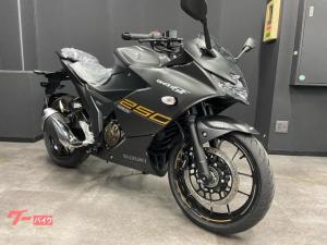 スズキ/GIXXER SF 250 ABS 2021年モデル LEDヘッドライト