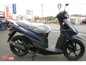 スズキ/アドレス110 SEPエンジン