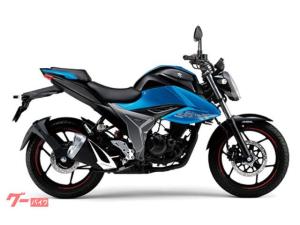 スズキ/GIXXER 150 新型2020モデル LEDヘットライト