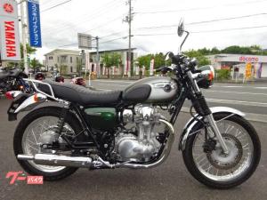 カワサキ/W800 Rキャリア