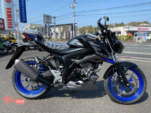 スズキ/GSX-S125 2021モデルNEWカラー