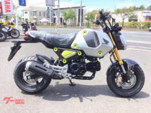 ホンダ/グロム 新型2021モデル ABS