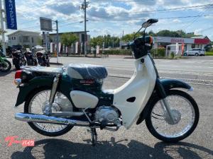 ホンダ/スーパーカブ50 FI  日本製