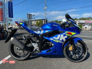 スズキ/GSX-R125 2021モデルABS