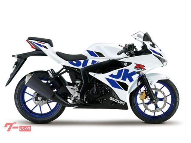 スズキ GSX-R125 ABS M0モデル NEWカラーの画像(岡山県