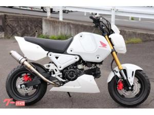 ホンダ/グロム 2021年モデル レース専用車両