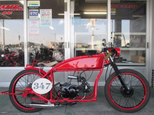 SNAKE MOTORS/KITANO REPLICA K-16 FIRST EDITION