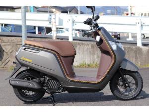 ホンダ/ダンク 新車 国内生産モデル マットビュレットシルバー