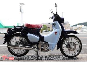 ホンダ/スーパーカブC125 スマートキー キャストホイール LED灯火器