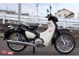 ホンダ/スーパーカブC125 ブラック スマートキー LED灯火器