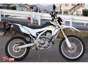 ホンダ/CRF250L ホワイト リアキャリア ノンスリップシート
