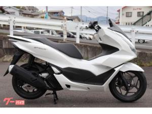 ホンダ/PCX ABS 2021年新型モデル ホワイト