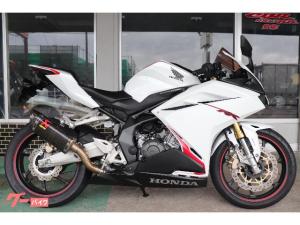 ホンダ/CBR250RR ABS ホワイト アクラポヴィッチ