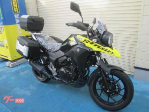スズキ/V-ストローム250 ABS トリプルBOX仕様