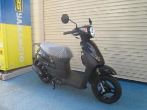 スズキ/レッツ 最新2021年モデル ヘルメット付