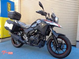 スズキ/V-ストローム250 最新モデル 3ラゲッジシステム