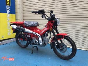 ホンダ/CT125ハンターカブ 新型2020年モデル ヘルメット付き