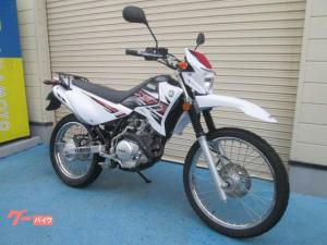 ヤマハ/XTZ125 最終型 1オーナー車 ヘルメット付